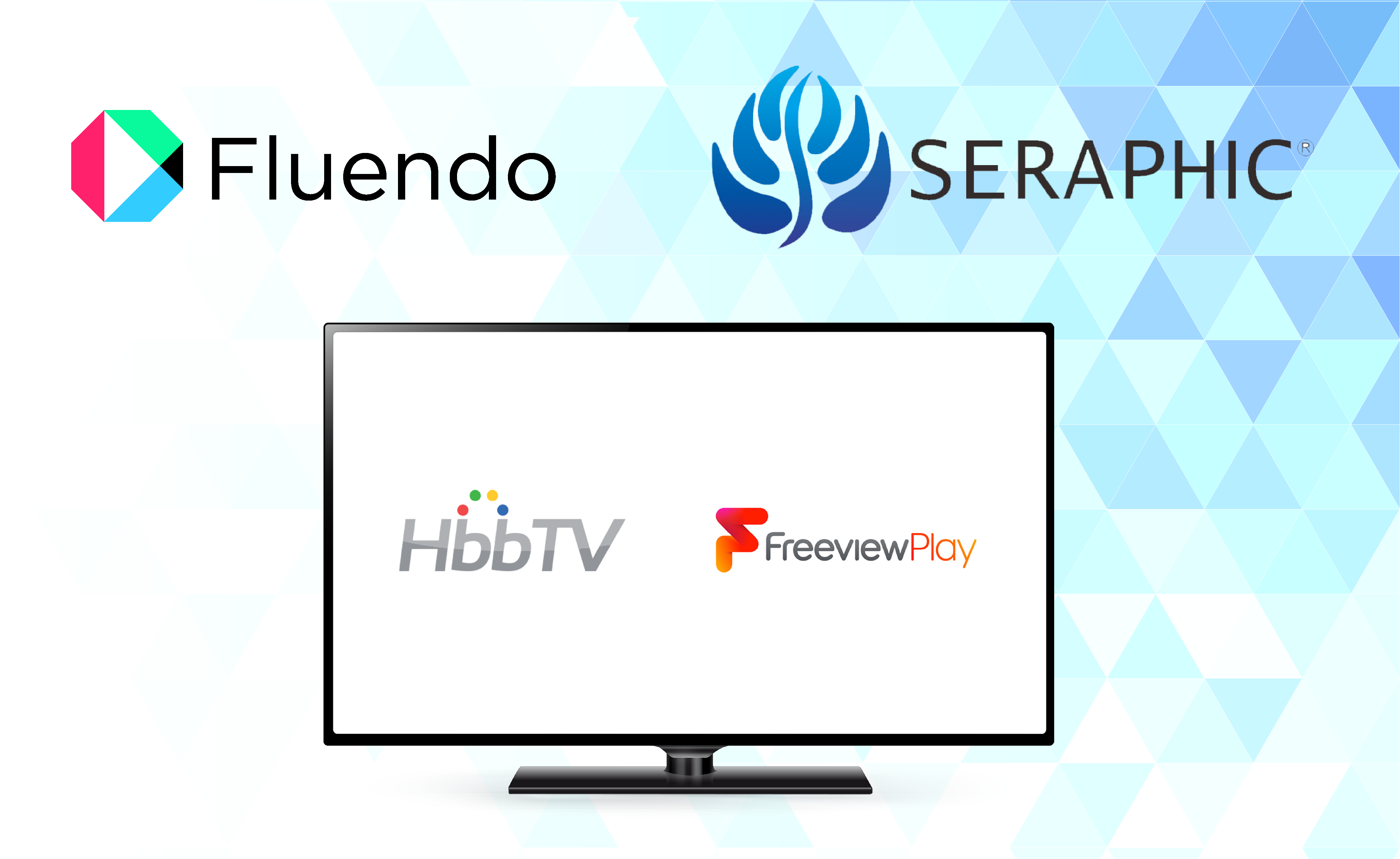 Fluendo and SERAPHIC showcase fully compliant HbbTV 2.0.1 and Freeview Play solutions